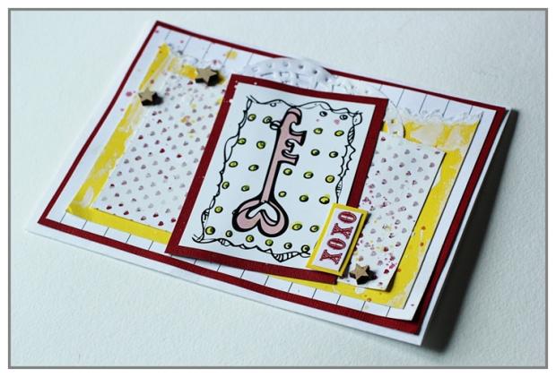 Yasmina Valentine Card 1