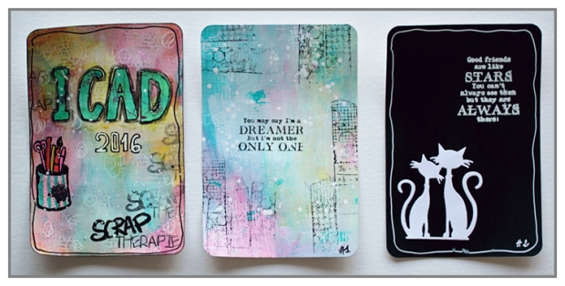 ICAD 2016 by Mina974 - Cover and days 1&2