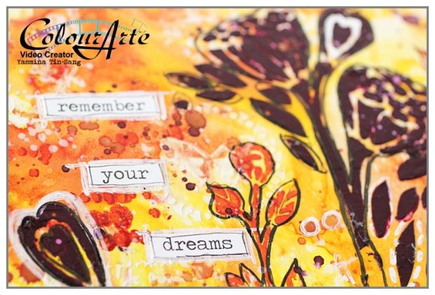 Yasmina - Art Journal - FRP Set - 2