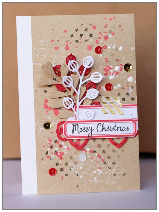 Christmas card (2016) #1